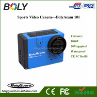 Promotional high speed 720p hd action video camera