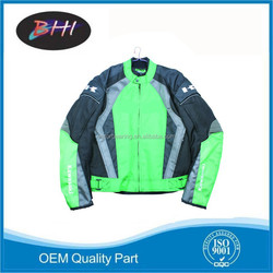 Wholesale leather jacket motorcycle from BHI motorcycle part