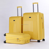 "100% PP Hard Shell Travel Luggages Carry On 3pcs Set 20"" 24"" 28"" Trolley Suitcase High Quality New Design Hot Hard Case Luggage"