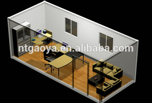 Factory Supplier finished container house with cheapest price