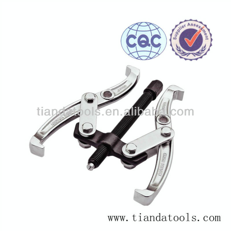 2-Jaw Gear Pullers alloy steel hand tools
