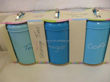 custom storage canister with card wrap packaging in colors