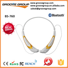 neckband v4.0 stereo bluetooth headset with logo