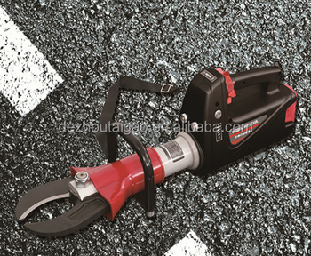 High quality hydraulic cutter for fire and rescue equipment