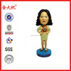 Personalized resin cheap bobblehead doll