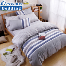 Hotel 100% Cotton Bedding Set Bed Sheet