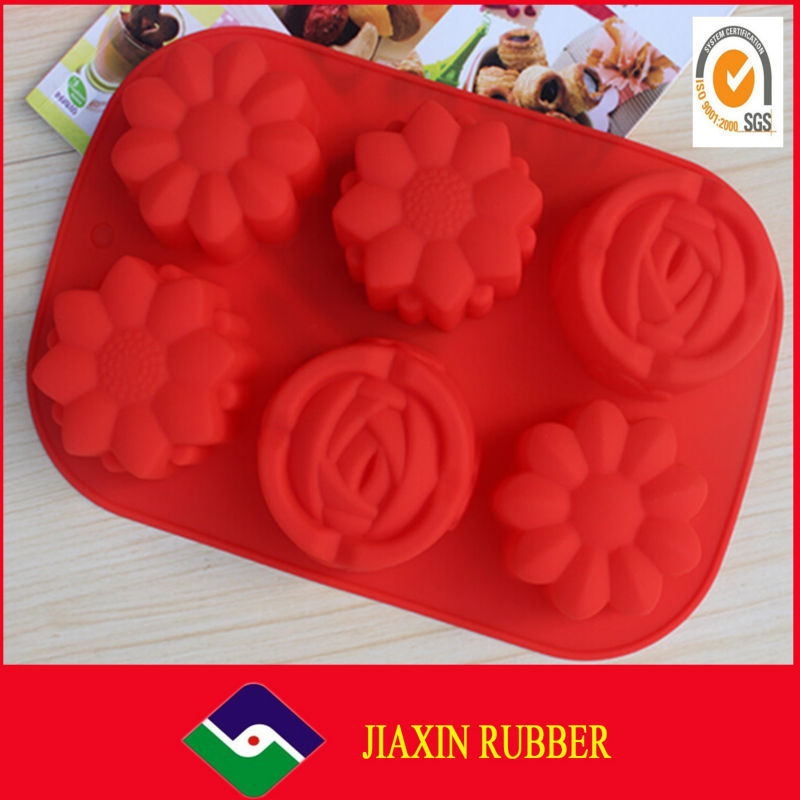 !!! 2015 Factory 100% Food Grade funny silicone cake mold/cake baking molds