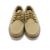 New style fashion lace up men's breathable fabric casual moccasin shoes