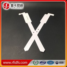 Rfid Hf Paper Id Bracelet NTAG213 Chip For Access Control