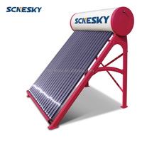 Solar Keymark Vacuum Tube Heat Pipe Solar Collector Price, Evacuated Tube Solar Thermal Panel China