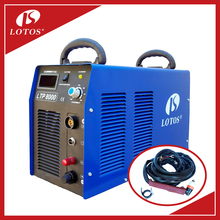 Lotos LTP8000 CE Portable Steel Material IGBT Inverter HF Cutting Machine