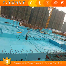 Formwork Used in Construction Concrete Slab