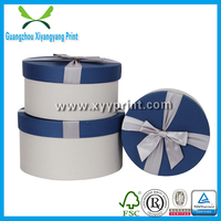 Custom Made Printing Paper Cylinder Cardboard