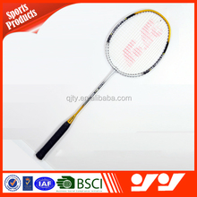 Badminton Racquets with OEM Service