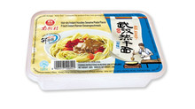 chinese style fresh instant noodles hot dry noodles 262g