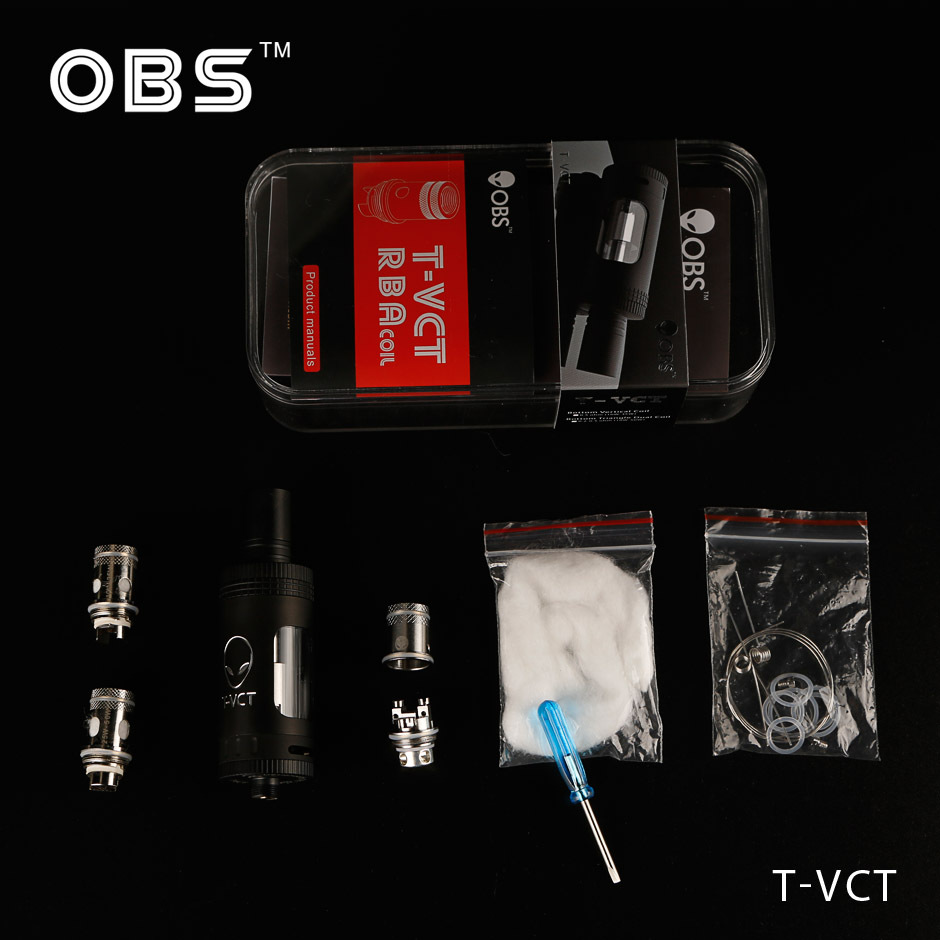 New Products Top Filling 6ml Capacity 0.25/0.5Ohm Subtank E cigarettes Vapor Mods 510 Thread Vape Mods With Juice Flow Control