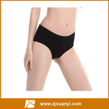 Seamless elastic lady briefs hipster girls panties underwear