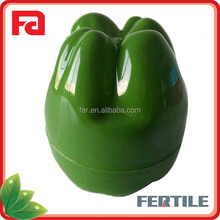 W FTL107276 Plastic pepper Shape Fresh Storage Box pepper Saver Fruit and Vegetable shape container