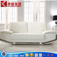 new product living room leather sofa