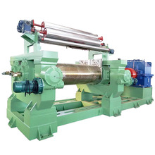 XK-660 Rubber Open Mixing Two Roll Mill