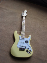 Factory Price Solid Linden TL Electric Guitar