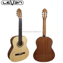"Fully Handmade wholesale Nylon String willow 39"" Classical Guitar"