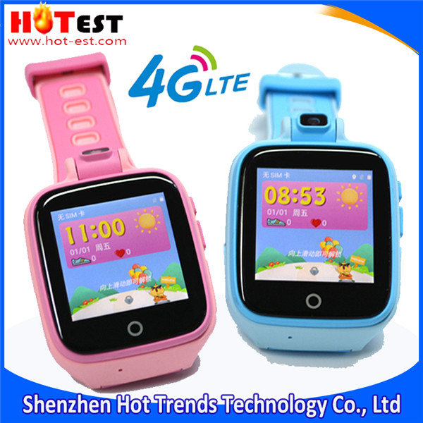 2017 Q400 hidden camera children kids smart 4g mobile phones child tracker gps watch MTK6735