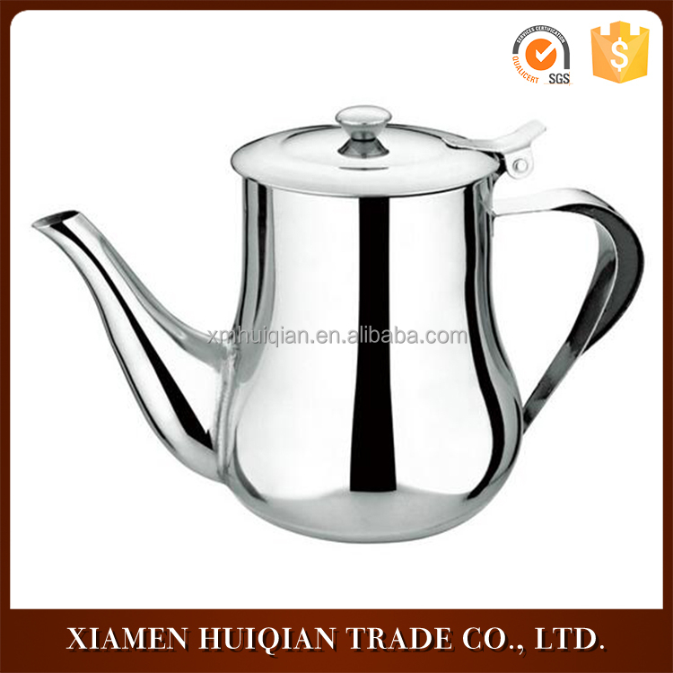 Professional Factory supply Stainless steel milk teapot coffee pot