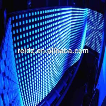 bar and night club decoration xxx china video led dot matrix outdoor display