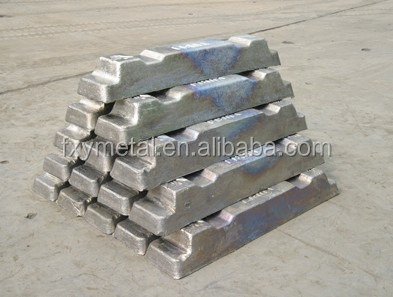 Great Price Lead Ingot 99.99% from Factory Directly pb 99.99 min