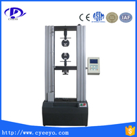plastic packaging material tensile strength testing equipment