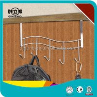 Wholesale Price Iron Wire Coat Hook/Hat Hanger for the door