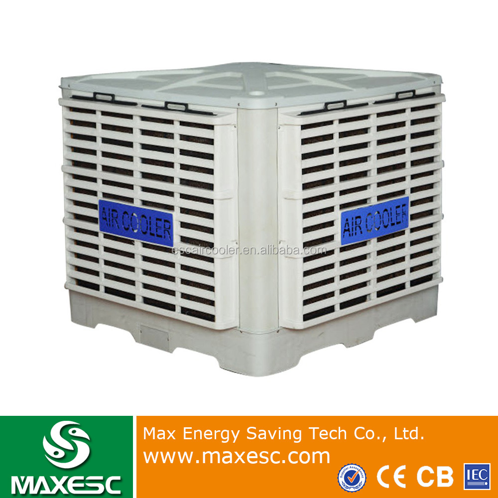Energy Saving Cooling Ventilation Axial Fan Big Size Water Energy Saving Air Cooler Conditioner