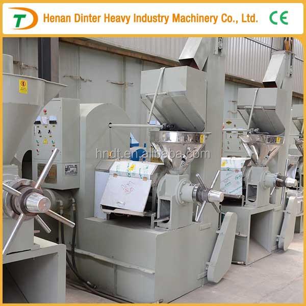 cold press expeller machine