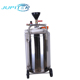 Pneumatic 80L mobile stainless steel portable car washer foaming washing cleaning machine