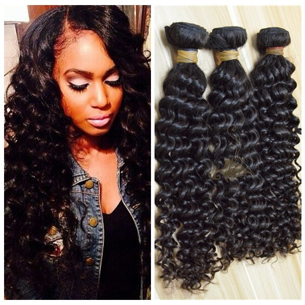 Grade 7a virgin hair weft soft and clean unprocessed weaving human hair import