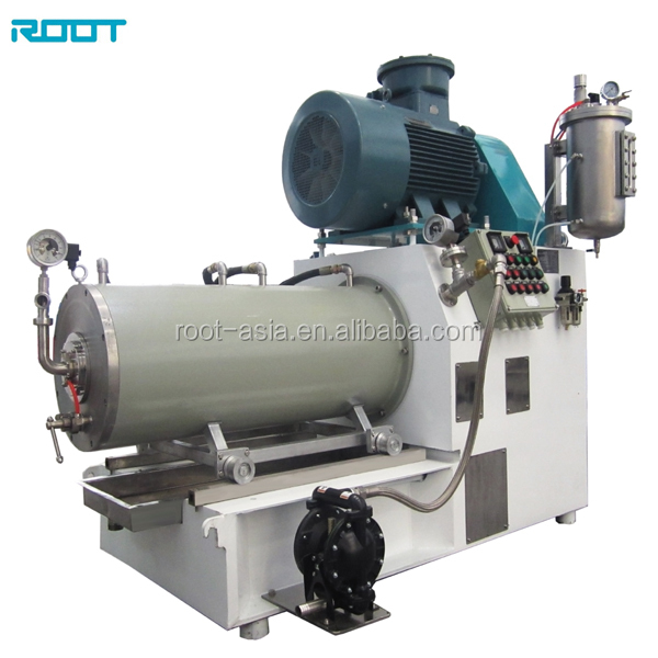 Dye Stuff Horizontal Bead Mill/Nano grinding machine