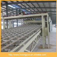 gypsum board production line/machinery