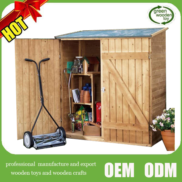 wood garden sheds,high quality garden sheds storage, Top new garden tool storage