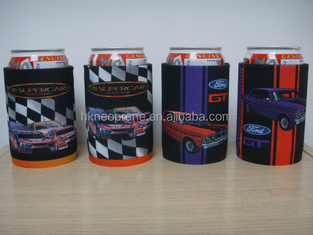Colorful Nbr Can Coolers And Holder And Cover Foam Beer Can Cooler Holder