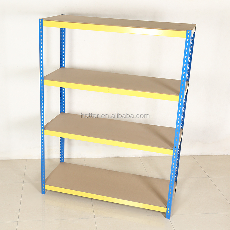 Hotter Light and medium wood floor board storage shelves HOT-B22