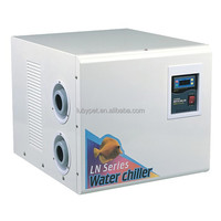0.75HP LN series Refrigeration Aquarium Water Cooler Chiller for Marine or Fish Tank