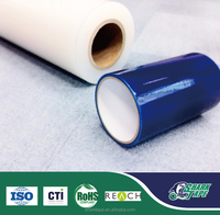 Transparent Plastic N25 Acrylic adhesive type surface protection PE Protective Film