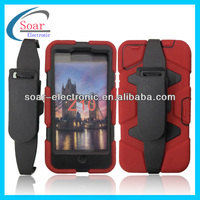 Shock Proof Heavy Duty Case with Belt Clip for BlackBerry Z10