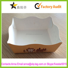 2015 New design factory price custom color printing cookie boxes with inserts