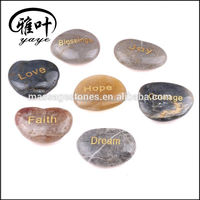 inspirational river stones wholesale saying stones