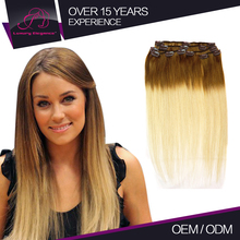 Shedding Free Straight Clip In Hair Cheap Remy Hair Extensions For Sale Models