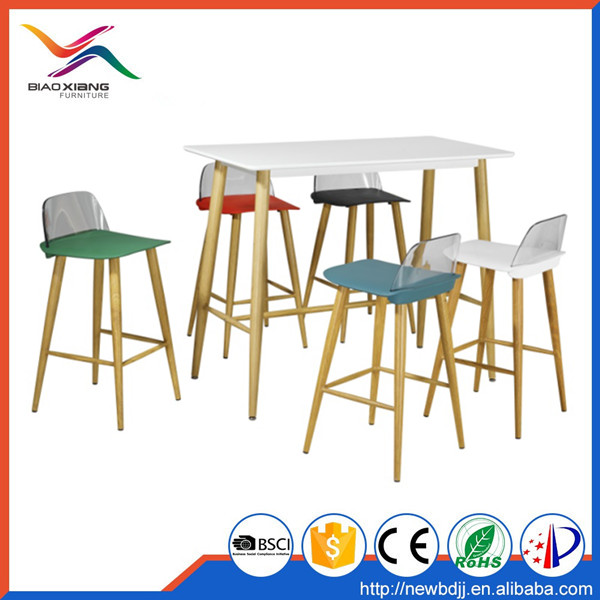 Good Quality Best Sale Modern Commerical <strong>Bar</strong> Chairs And Tables Sets