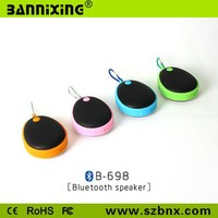 hot new products for 2015 B-698 portable mini speaker FM radio
