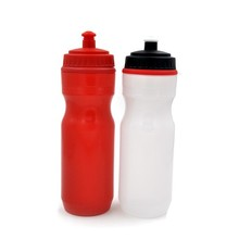 Food Grade Promotional Soft BPA Free Plastic Sports water Bottle